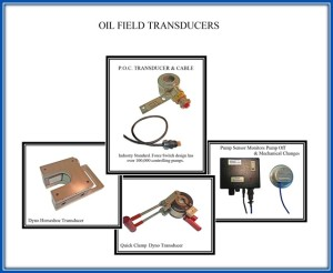 Oil Field Transducers Image